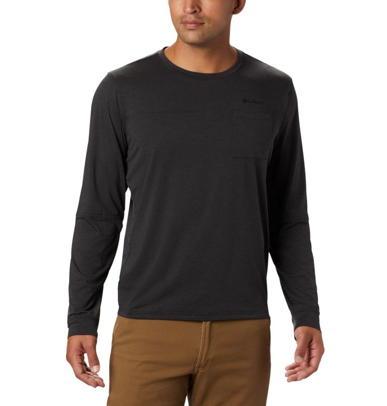 Men's Outdoor Elements™ Long Sleeve T-Shirt Men's Outdoor Elements™ Long Sleeve T-Shirt, front