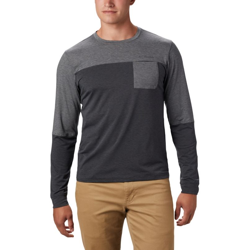 Men's Outdoor Elements™ Long Sleeve T-Shirt Men's Outdoor Elements™ Long Sleeve T-Shirt, front