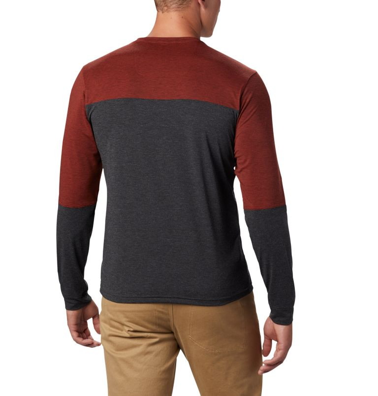 Men's Outdoor Elements™ Long Sleeve T-Shirt Men's Outdoor Elements™ Long Sleeve T-Shirt, back