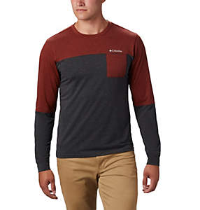 Men's Outdoor Elements™ Long Sleeve T-Shirt