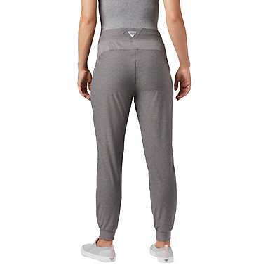 Women's PFG Slack Water™ Knit Joggers Slack Water™ Knit Jogger | 463 | L, City Grey Heather, back