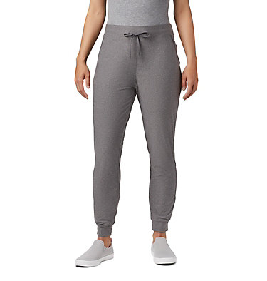 Women's PFG Slack Water™ Knit Joggers Slack Water™ Knit Jogger | 463 | L, City Grey Heather, front