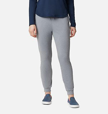 Women's PFG Slack Water™ Knit Joggers Slack Water™ Knit Jogger | 463 | L, Tradewinds Grey Heather, front
