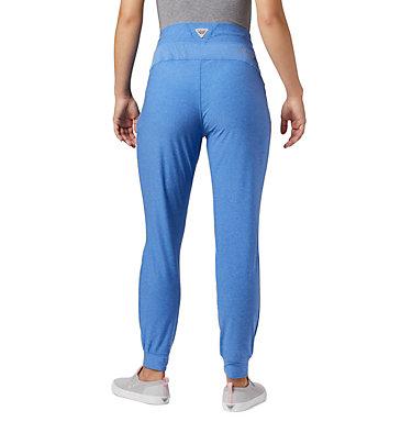 Women's PFG Slack Water™ Knit Joggers Slack Water™ Knit Jogger | 463 | L, Stormy Blue Heather, back