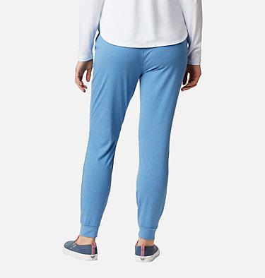 Women's PFG Slack Water™ Knit Joggers Slack Water™ Knit Jogger | 463 | L, Azure Blue Heather, back