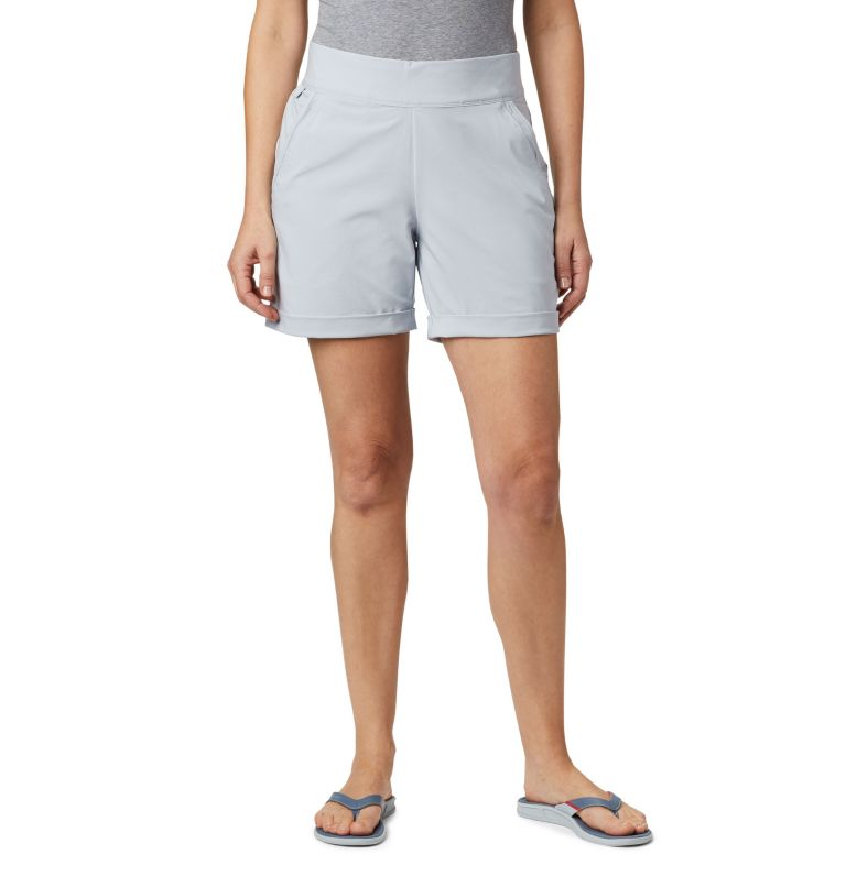 Women's PFG Slack Water™ Woven Shorts Women's PFG Slack Water™ Woven Shorts, front