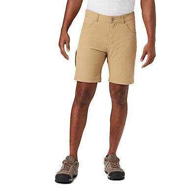 Men's Outdoor Elements™ 5 Pocket Shorts Outdoor Elements™ 5 Pkt Short | 023 | 34, Crouton, front