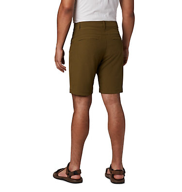 Men's Outdoor Elements™ 5 Pocket Shorts Outdoor Elements™ 5 Pkt Short | 023 | 34, New Olive, back