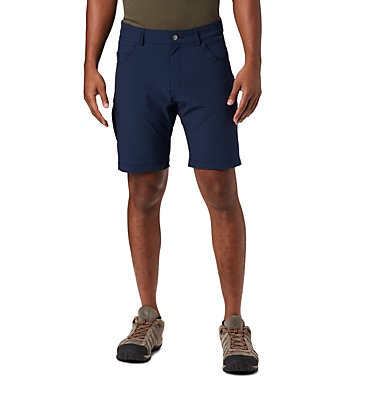 Men's Outdoor Elements™ 5 Pocket Shorts Outdoor Elements™ 5 Pkt Short | 023 | 34, Collegiate Navy, front