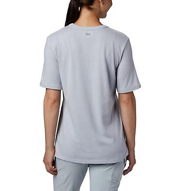 Women's PFG™ Triangle T-Shirt W PFG™ Triangle Tee SS | 464 | M, Cirrus Grey, Stormy Blue, back