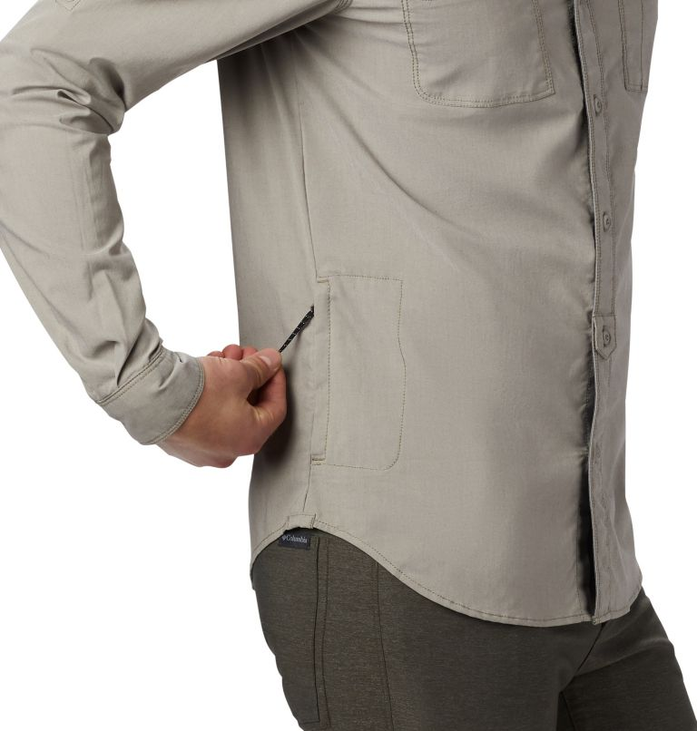 Men's Outdoor Elements™ Long Sleeve Chambray Shirt Men's Outdoor Elements™ Long Sleeve Chambray Shirt, a3