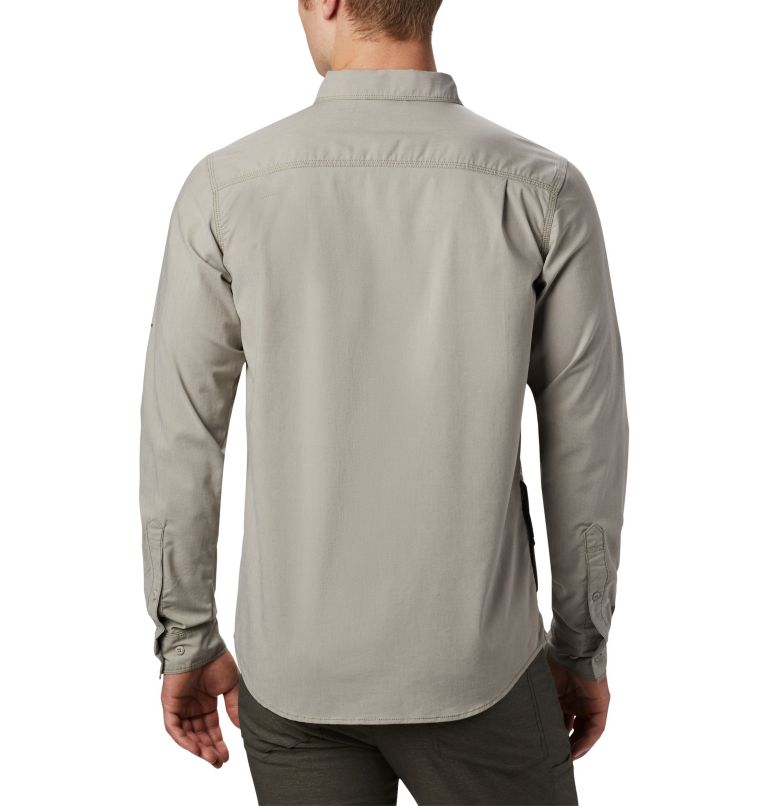 Men's Outdoor Elements™ Long Sleeve Chambray Shirt Men's Outdoor Elements™ Long Sleeve Chambray Shirt, back
