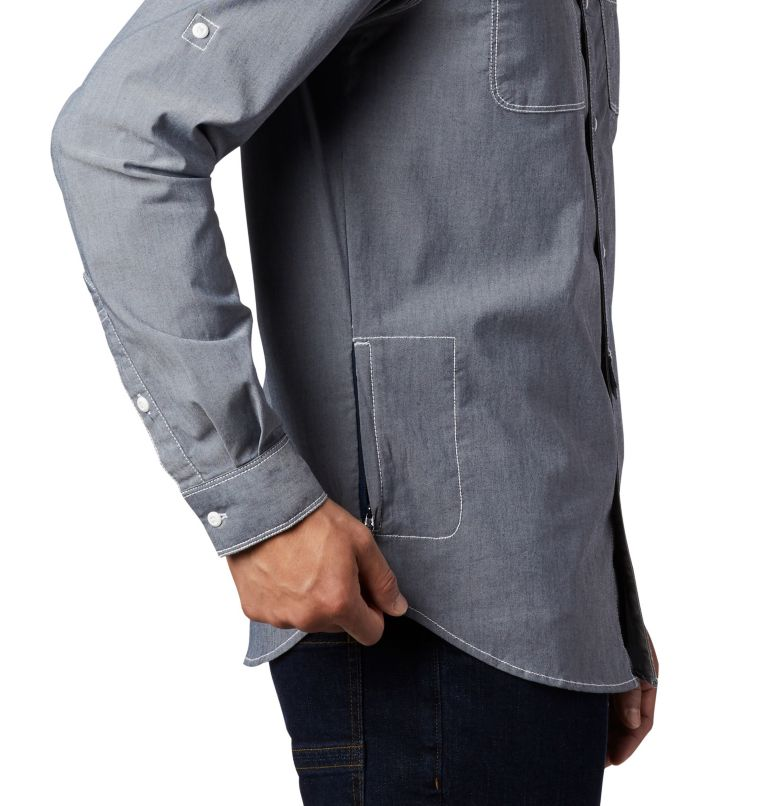 Chemise à manches longues en chambray Outdoor Elements™ pour homme Chemise à manches longues en chambray Outdoor Elements™ pour homme, a1