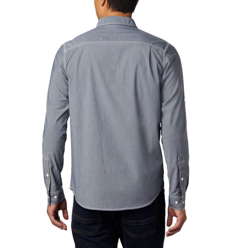 Chemise à manches longues en chambray Outdoor Elements™ pour homme Chemise à manches longues en chambray Outdoor Elements™ pour homme, back