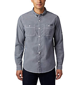 Men's Outdoor Elements™ Long Sleeve Chambray Shirt