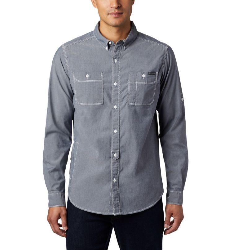 Chemise à manches longues en chambray Outdoor Elements™ pour homme Chemise à manches longues en chambray Outdoor Elements™ pour homme, front