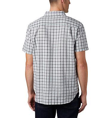 Chemise Manches Courtes en Seersucker Brentyn Trail™  Homme Brentyn Trail™ SS Seersucker Shirt | 243 | L, Rain Forest Gingham, back