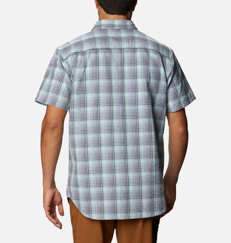 Men's Brentyn Trail™ Short Sleeve Seersucker Shirt Men's Brentyn Trail™ Short Sleeve Seersucker Shirt, back
