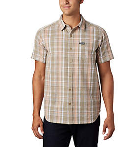 Men's Brentyn Trail™ Short Sleeve Seersucker Shirt – Big
