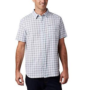 Men's Brentyn Trail™ Short Sleeve Seersucker Shirt – Tall