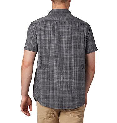 Chemise à manches courtes Silver Ridge™ en tissu gaufré pour homme Silver Ridge™ SS Seersucker Shirt | 478 | L, Shark Grid Plaid, back