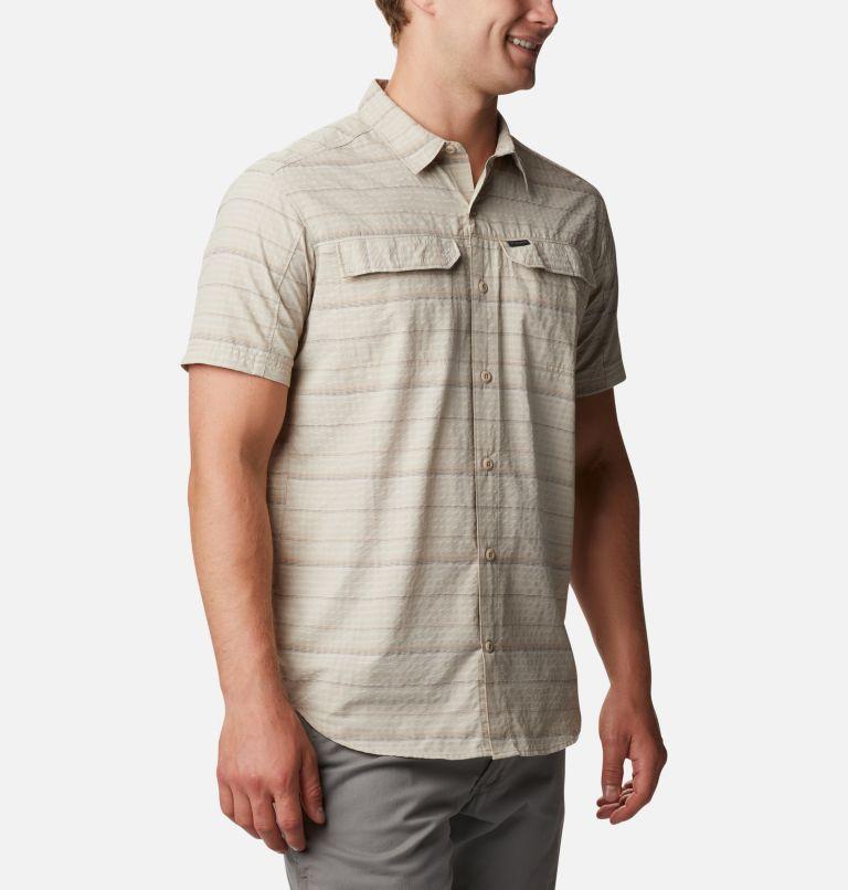 Men's Silver Ridge™ Short Sleeve Seersucker Shirt Men's Silver Ridge™ Short Sleeve Seersucker Shirt, a3
