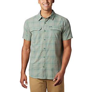 Men's Silver Ridge™ Short Sleeve Seersucker Shirt