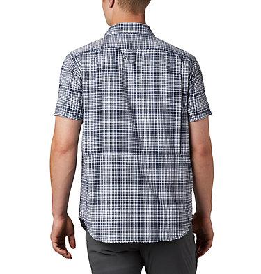 Chemise à manches courtes Silver Ridge™ en tissu gaufré pour homme Silver Ridge™ SS Seersucker Shirt | 478 | L, Collegiate Navy Grid Plaid, back