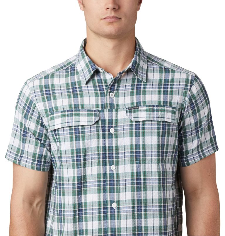 Chemise à manches courtes Silver Ridge™ en tissu gaufré pour homme Chemise à manches courtes Silver Ridge™ en tissu gaufré pour homme, a1