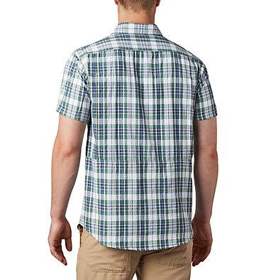 Chemise à manches courtes Silver Ridge™ en tissu gaufré pour homme Silver Ridge™ SS Seersucker Shirt | 478 | L, Dark Mountain Tartan Plaid, back