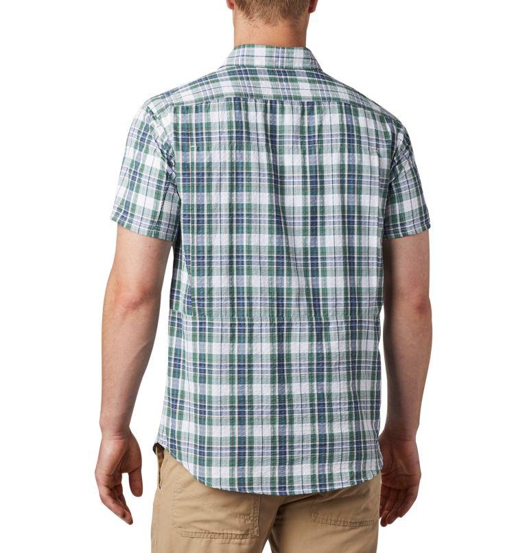 Chemise à manches courtes Silver Ridge™ en tissu gaufré pour homme Chemise à manches courtes Silver Ridge™ en tissu gaufré pour homme, back