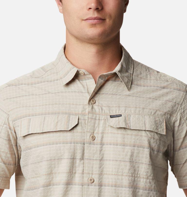 Men's Silver Ridge™ Short Sleeve Seersucker Shirt - Big Men's Silver Ridge™ Short Sleeve Seersucker Shirt - Big, a2