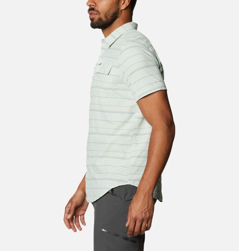 Men's Silver Ridge™ Short Sleeve Seersucker Shirt - Big Men's Silver Ridge™ Short Sleeve Seersucker Shirt - Big, a1