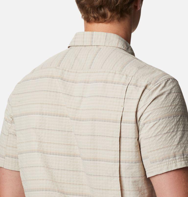 Men's Silver Ridge™ Short Sleeve Seersucker Shirt - Tall Men's Silver Ridge™ Short Sleeve Seersucker Shirt - Tall, a4