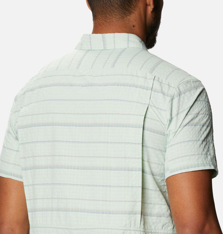 Men's Silver Ridge™ Short Sleeve Seersucker Shirt - Tall Men's Silver Ridge™ Short Sleeve Seersucker Shirt - Tall, a3