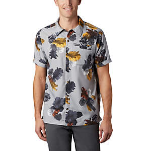 Men's Outdoor Elements™ Short Sleeve Print Shirt