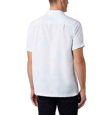 Men's Outdoor Elements™ Short Sleeve Print Shirt Outdoor Elements™ SS Print Shirt   428   L, Sky Blue Wild Trees, back