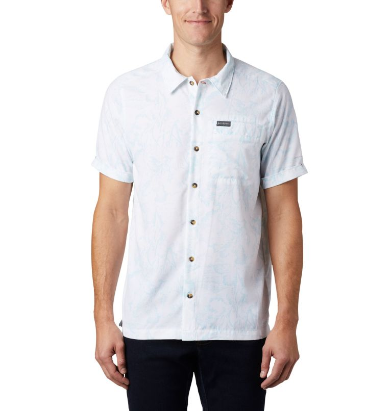 Men's Outdoor Elements™ Short Sleeve Print Shirt Men's Outdoor Elements™ Short Sleeve Print Shirt, front