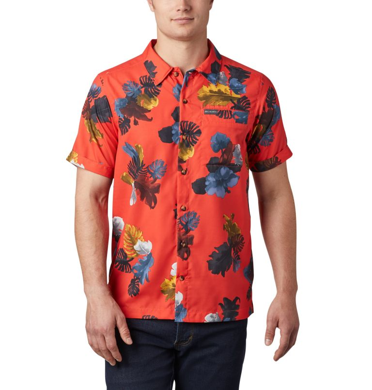 Men's Outdoor Elements™ Short Sleeve Print Shirt Men's Outdoor Elements™ Short Sleeve Print Shirt, front