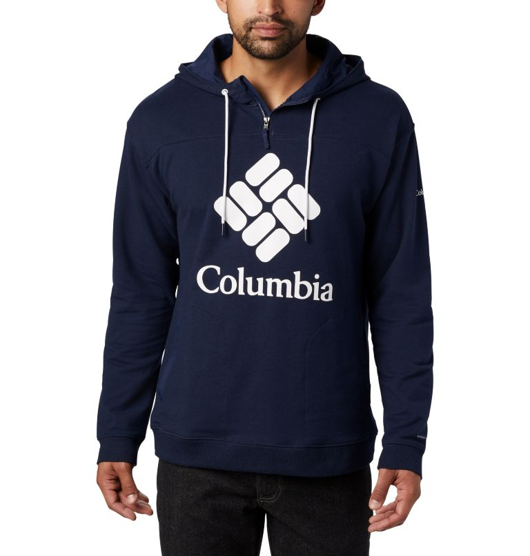 Men's Columbia Lodge™ French Terry Hoodie Men's Columbia Lodge™ French Terry Hoodie, front