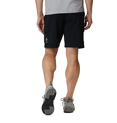 Men's Columbia Lodge™ Cargo Shorts Columbia Lodge™ Cargo Short | 010 | L, Black, back