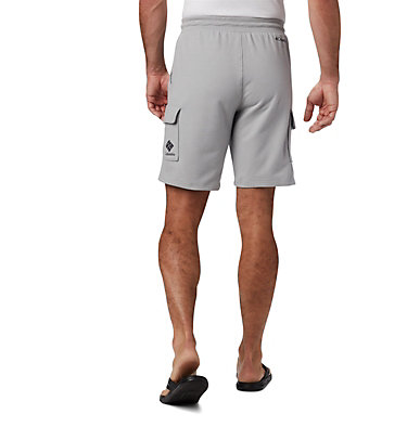 Men's Columbia Lodge™ Cargo Shorts Columbia Lodge™ Cargo Short | 010 | L, Columbia Grey Heather, back