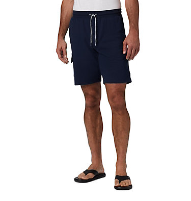 Men's Columbia Lodge™ Cargo Shorts Columbia Lodge™ Cargo Short | 010 | L, Collegiate Navy, front