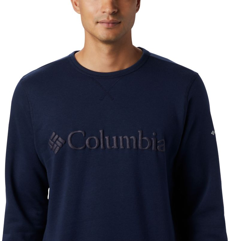 Men's Columbia™ Logo Fleece Crew Men's Columbia™ Logo Fleece Crew, a1