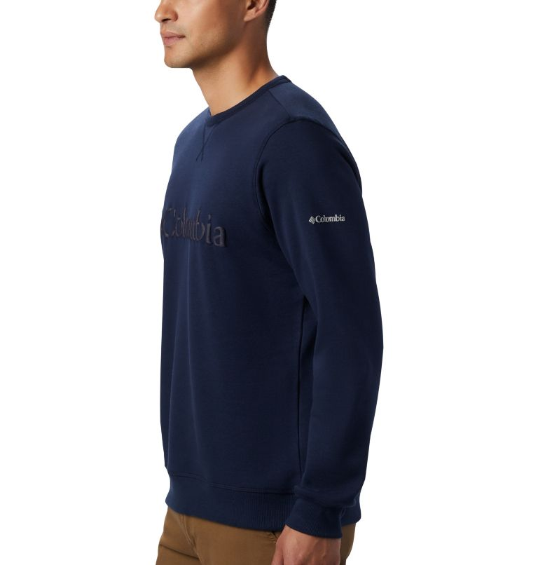 Men's Columbia™ Logo Fleece Crew Men's Columbia™ Logo Fleece Crew, a2