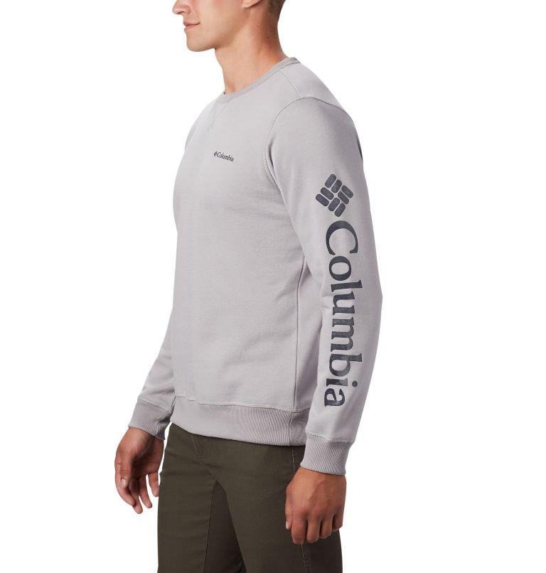 Men's Columbia™ Logo Fleece Crew - Big Men's Columbia™ Logo Fleece Crew - Big, a2