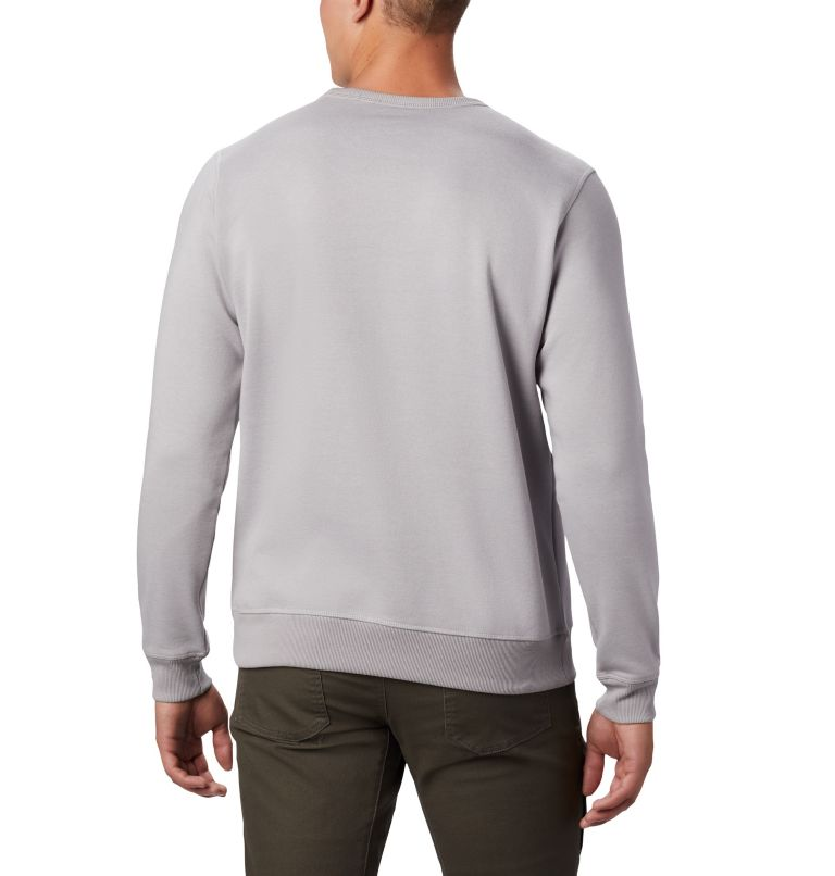 Men's Columbia™ Logo Fleece Crew - Big Men's Columbia™ Logo Fleece Crew - Big, back