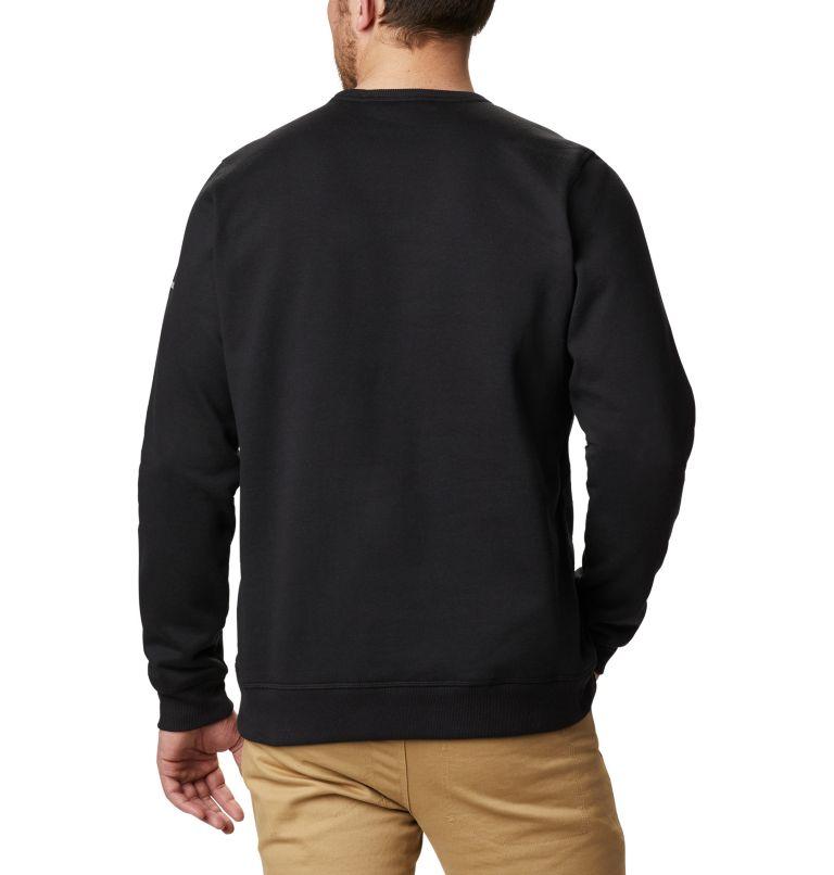 Men's Columbia Logo Fleece Crew – Tall Men's Columbia Logo Fleece Crew – Tall, back