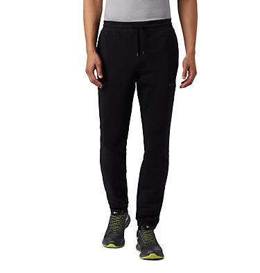 Men's Columbia™ Logo Fleece Jogger M Columbia™ Logo Fleece Jogger | 464 | XL, Black, front