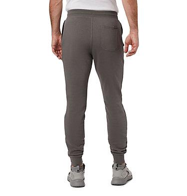 Men's Columbia™ Logo Fleece Jogger M Columbia™ Logo Fleece Jogger | 464 | XL, Charcoal, back